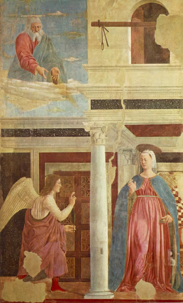 Interpreting the Annunciation  The Global Dispatches