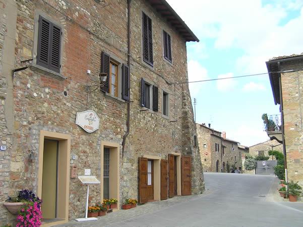 Barberino Val d'Elsa, Firenze. Author and Copyright Marco Ramerini.
