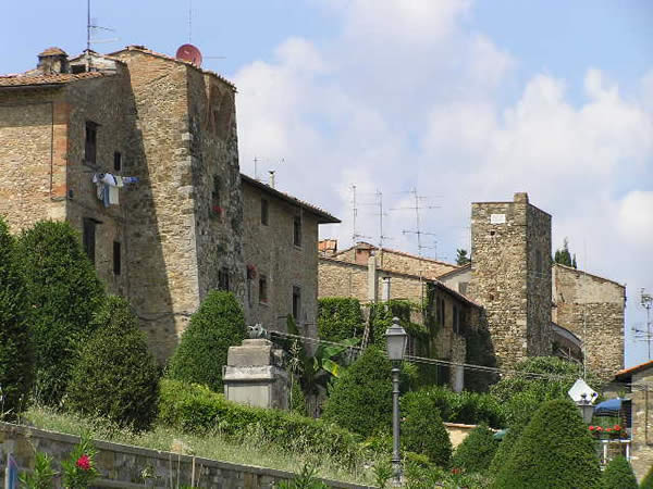 Barberino Val d'Elsa, Firenze. Autore e Copyright Marco Ramerini