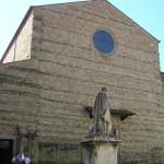 Basilica di San Francesco, Arezzo. Autore e Copyright Marco Ramerini