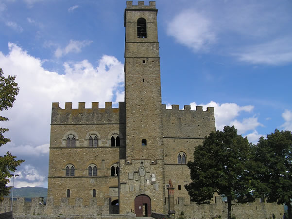 Guidi castle, Poppi