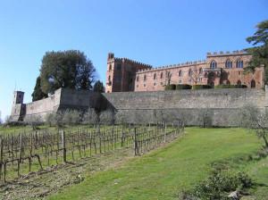 Castello di Brolio, Gaiole in Chianti, Sienne. Auteur et Copyright Marco Ramerini