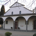 Chiesa di San Leolino, Panzano in Chianti, Greve in Chianti. Author and Copyright Marco Ramerini