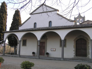 Église de San Leolino, Panzano in Chianti, Greve in Chianti, Florence. Auteur et Copyright Marco Ramerini