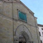 Chiesa di Sant'Agostino, Monte San Savino, Arezzo. Autore e Copyright Marco Ramerini