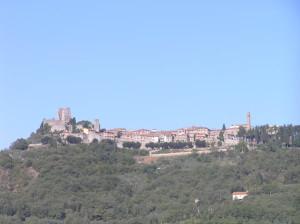 Civitella Val di Chiana, Arezzo. Autore e Copyright Marco Ramerini.