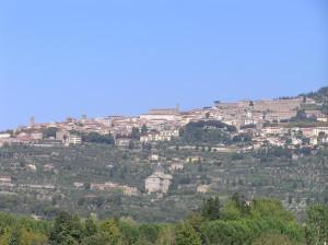 Cortona, Arezzo. Autore e Copyright Marco Ramerini