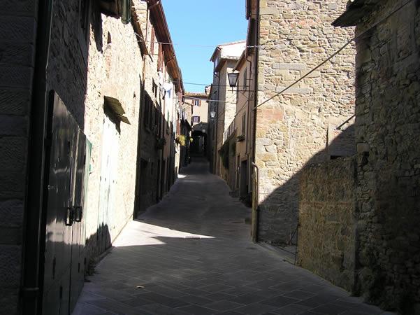 Cortona, Arezzo. Autor y Copyright Marco Ramerini