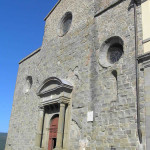 Duomo, Cortona, Arezzo. Autore e Copyright Marco Ramerini