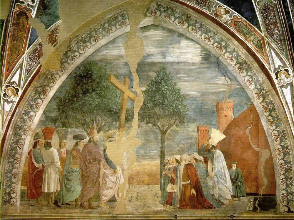 Basilika san francesco die bacci kapelle und die fresken - Immagini della vera sirena ...