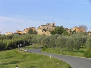 Gambassi Terme, Firenze. Autore e Copyright Marco Ramerini.