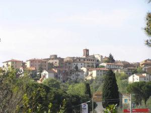 Gambassi Terme, Firenze. Autore e Copyright Marco Ramerini