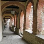 I Portici, Civitella Val di Chiana, Arezzo. Autore e Copyright Marco Ramerini