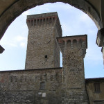 Il Cassero, Lucignano, Arezzo. Autore e Copyright Marco Ramerini