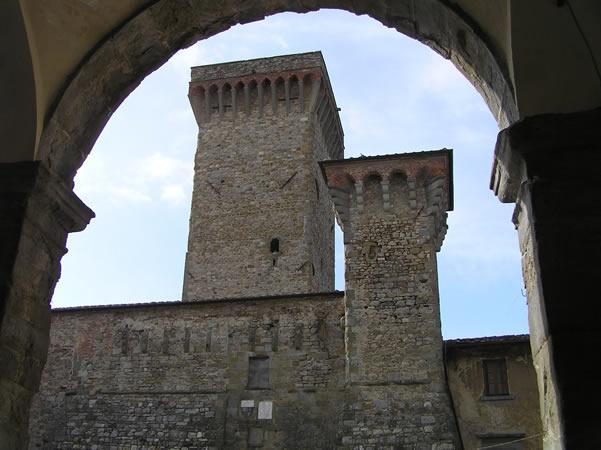Cassero, Lucignano, Arezzo. Autor y Copyright Marco Ramerini