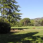 Il Parco Termale di Montecatini Terme. Autore e Copyright Marco Ramerini