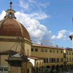 La Chiesa della Madonna del Morbo, Poppi, Arezzo. Autore e Copyright Marco Ramerini