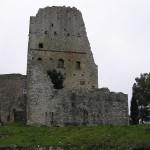 La Rocca di Civitella Val di Chiana, Arezzo. Autore e Copyright Marco Ramerini.