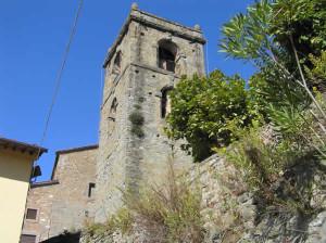 La Torre Campanaria, Montecatini Alto. Autore e Copyright Marco Ramerini