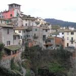 Loro Ciuffenna, Arezzo. Autore e Copyright Marco Ramerini.