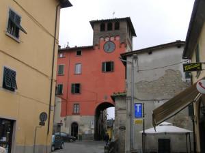 Loro Ciuffenna, Arezzo. Autore e Copyright Marco Ramerini..