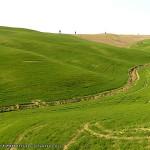 Mars: Campagne près de San Quirico d'Orcia, Val d'Orcia, Sienne. Auteur et Copyright Marco Ramerini