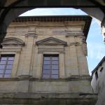 Palazzo Comunale, Monte San Savino, Arezzo. Autore e Copyright Marco Ramerini.
