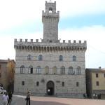 Palazzo Comunale, Montepulciano, Siena. Autore e Copyright Marco Ramerini