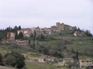 Panzano in Chianti, Greve in Chianti, Florence. Auteur et Copyright Marco Ramerini