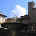 Piazza Grande, Arezzo. Autore e Copyright Marco Ramerini..