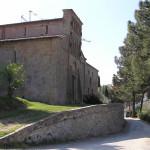 Pieve di Santa Maria Assunta a Chianni, Gambassi Terme, Firenze. Autore e Copyright Marco Ramerini