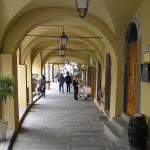 Portici, Greve in Chianti, Firenze. Autore e Copyright Marco Ramerini