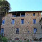 Propositura, Barberino Val d'Elsa, Firenze. Author and Copyright Marco Ramerini