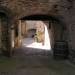 Villa a Sesta, Castelnuovo Berardenga, Siena. Author and Copyright Marco Ramerini