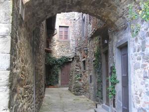 Volpaia, Radda in Chianti, Sienne. Auteur et Copyright Marco Ramerini