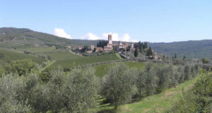 Badia a Passignano, Tavarnelle Val di Pesa, Florence. Author and Copyright Marco Ramerini