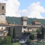 Badia a Passignano, Tavarnelle Val di Pesa, Firenze. Author and Copyright Marco Ramerini..