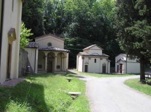 Cappelle del Convento di San Vivaldo, Montaione. Author and Copyright Marco Ramerini