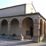 Monastero di Santa Maria del Carmine al Morrocco, Tavarnelle Val di Pesa, Firenze. Author and Copyright Marco Ramerini