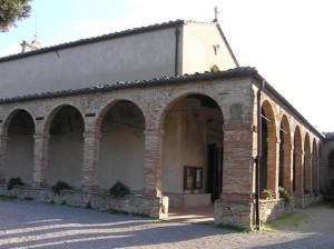 Monastero di Santa Maria del Carmine al Morrocco. Author and Copyright Marco Ramerini