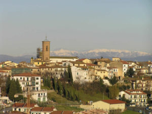 Montespertoli, Firenze. Author and Copyright Marco Ramerini
