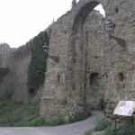 Porta Pisana, Malmantile. Author and Copyright Marco Ramerini