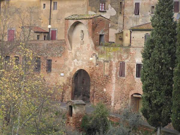 Porta del Sole. Author and Copyright Marco Ramerini