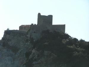 Castello delle Rocchette, Castiglione della Pescaia. Author and Copyright Marco Ramerini