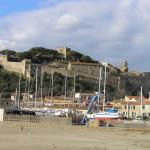 Il porto e l'antico borgo di Castiglione della Pescaia. Author and Copyright Marco Ramerini