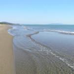 La spiaggia delle Rocchette, Castiglione della Pescaia. Author and Copyright Marco Ramerini