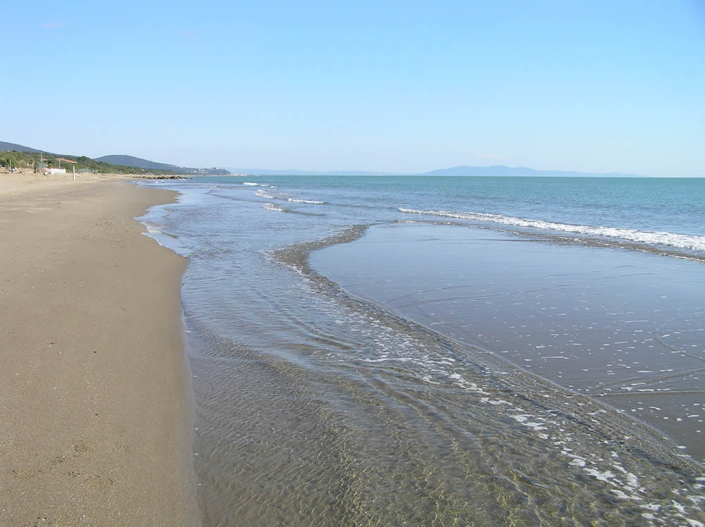 La spiaggia delle rocchette castiglione della pescaia for Ristorante da antonietta castiglione della pescaia