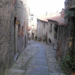 L'antico borgo di Castiglione della Pescaia. Author and Copyright Marco Ramerini