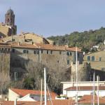 Le mura di Castiglione della Pescaia. Author and Copyright Marco Ramerini