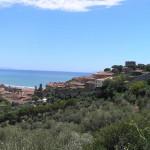 Panorama su Castiglione della Pescaia. Author and Copyright Marco Ramerini